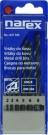 647586  - Narex sada vrtáků do kovu HSS-R 6-ti dílná