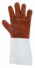 Celokožené pracovní rukavice BIRG