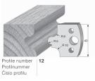 Omezovač profilového nože 12 Pilana
