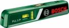 Laserová vodováha Bosch Hobby PLL 1 P