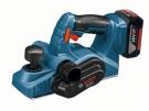 Akumulátorový hoblík Bosch GHO 18 V-LI Professional