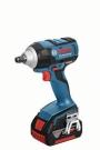 Akumulátorový rázový utahovák Bosch GDS 18 V-EC 250 Professional / Akumulátor a nabíječka nejsou součástí dodávky