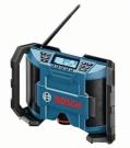 Akumulátorové rádio Bosch GML 10,8 V-LI Professional