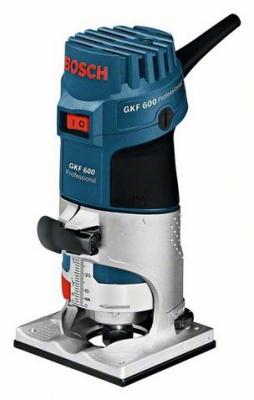 Ohraňovací frézka Bosch GKF 600 Professional