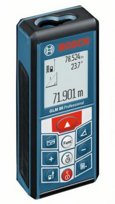 Laserový dálkoměr Bosch GLM 80 Professional