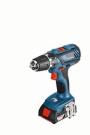 Akumulátorový vrtací šroubovák Bosch GSR 18-2-LI Plus Professional / Akumulátor a nabíječka nejsou součástí dodávky