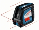 Čárový laser Bosch GLL 2-50 Professional