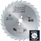 Pilový kotouč Freud pro podélné řezání masivu s tenkým prořezem LU1F 0100 250 x 2,5 / 1,6 x 30 - 24 z
