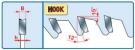 Universální pilový kotouč Freud na podélné i příčné řezání masivu, dřevotřísky a překližky LU2B 1600 350 x 3,5 / 2,5 x 30 - 84 z