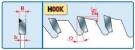 Pilový kotouč pro řezání lamina, MDF a dřevotřísky Freud  LU3A 0200 - 250 x 3,2 / 2,2 x 30 - 80 z  Pro kvalitní oboustranný řez není nutno použít  předřez