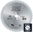 Pilový kotouč pro řezání lamina, MDF a plastu Freud  LU3F 0200 - 250 x 3,2 / 2,2 x 30 - 80 z  Pro kvalitní oboustranný řez není nutno použít  předřez