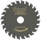 Pilový kotouč Freud předřez kónický určený pro řezání ve formátovacích i dělících pilách LI25M43PA3 200 x 4,3 / 5,5 x 20 - 36 z