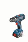 Akumulátorový vrtací šroubovák Bosch GSR 14,4-2-LI Plus Professional / Akumulátor a nabíječka nejsou součástí dodávky
