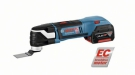 Akumulátorový Multi-Cutter Bosch GOP 14,4 V-EC Professional