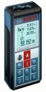 Laserový měřič vzdálenosti Bosch GLM 100 C Professional