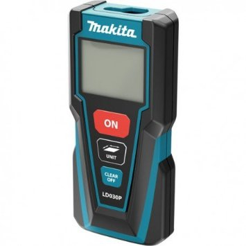 Laserový měřič vzdálenosti 0-30m Makita LD030P