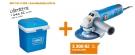 Bruska úhlová Narex EBU 150-14 CEA + autochladnička ACN 26