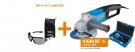 Úhlová bruska s TEMPOMATEM Narex EBU 15-16 C (T-Loc) + brýle UVEX zdarma