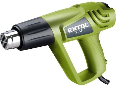 Pistole horkovzdušná EXTOL CRAFT, 2000W 411013
