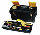 """16"""" Box na nářadí série 2000 s kovovými přezkami Stanley 1-92-065"""
