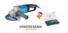 Úhlová bruska Narex EBU 15-16 C + 61-Tool Box zdarma