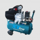 XTline Kompresor XT2002 2HP1,5KW 8bar 24L 2024AF +3dilný set