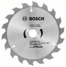 Pilový kotouč na dřevo Bosch Eco for Wood 160x2,2/1,4x20 18 zubů 2608644372
