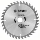 Pilový kotouč na dřevo Bosch Eco for Wood 160x2,2/1,4x20 36 zubů 2608644374