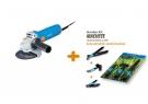 Úhlová bruska Narex EBU 115-6 + Garden Kit Machete