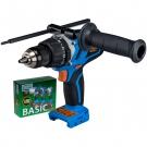 ASP 600-2B Basic Narex 60V BRUSHLESS JUMBO POWER bezuhlíková příklepová vrtačka/šroubovák 65405314