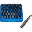 54 dílná sada bitů s magnetickým organizérem  Narex 54-Bit Box M 65405501