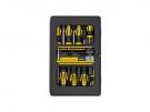 Sada šroubováků 8-dílná (PL + PZ) v kufru Proteco 10.07-990-06