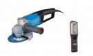 EBU 15-16 CA Bruska úhlová Narex + Multifunkční svítilna Narex FL LED 10 M