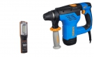 EKS 3 Instalační sekací kladivo CVS Narex + multifunkční svítilna Narex FL LED 10