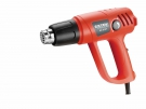 Pistole horkovzdušná s plynulou regulací teploty, 2000W EXTOL Premium - 8894801