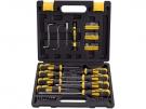 Sada šroubováků a bitů 60-dílná v kufru Proteco 10.07-990-01