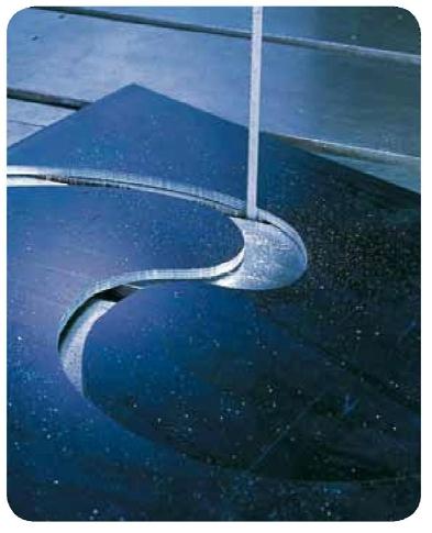 Bimetalový pilový pás BAHCO 3851 na kov 2800 x 20 x 0,9