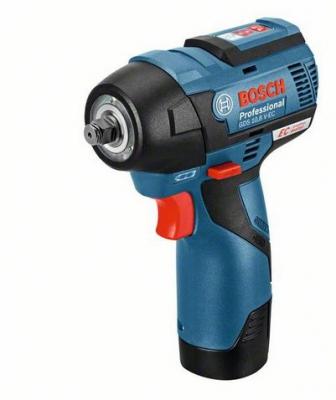 Akumulátorový rázový utahovák Bosch GDS 12V-115 Professional / akumulátor a nabíječka nejsou součástí dodávky
